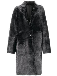 свободное пальто Joseph