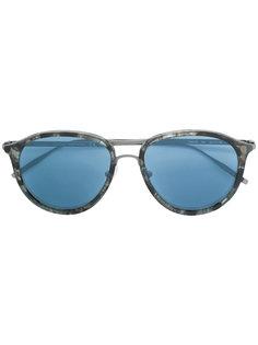 круглые солнцезащитные очки Tomas Maier Eyewear
