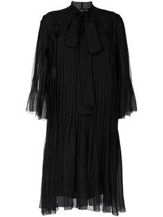 платье с завязками Rochas