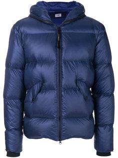 куртка-пуховик с капюшоном CP Company