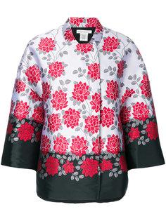 свободная куртка со скрытыми пуговицами  Stefano Mortari