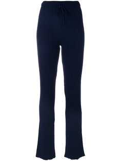 брюки с высокой талией Marquesalmeida