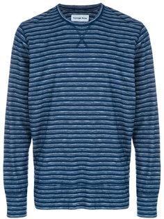 полосатый свитер Heskin  Universal Works