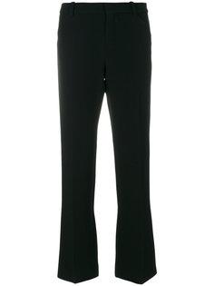 слегка расклешенные брюки Chloé