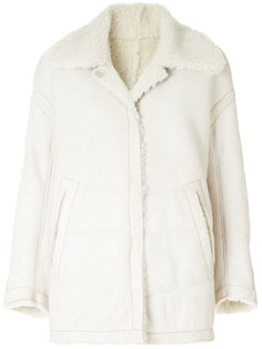 куртка Forever из овечьей шерсти Sylvie Schimmel