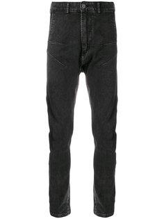 джинсы кроя слим Barbara I Gongini