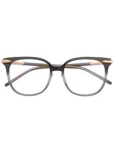 очки в круглой оправе Pomellato