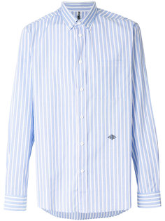 полосатая рубашка Oamc