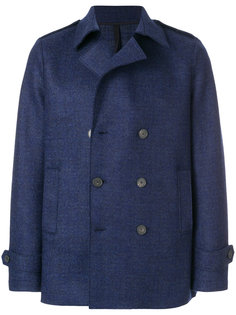 двубортная куртка Harris Wharf London