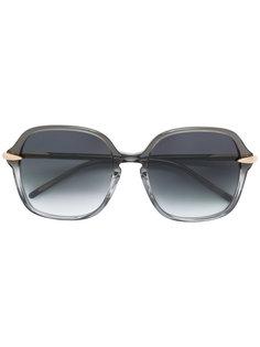 солнцезащитные очки в квадратной оправе Pomellato