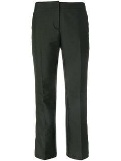 укороченные брюки  с брошью Nº21