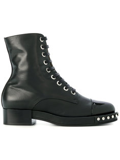 ботинки по щиколотку с заклепками Nº21