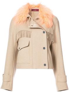 куртка с бахромой Sies Marjan