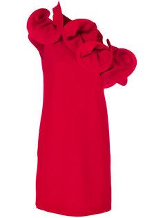 платье на одно плечо Anett Osman