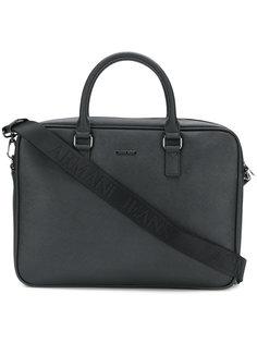 сумка для ноутбука через плечо Armani Jeans