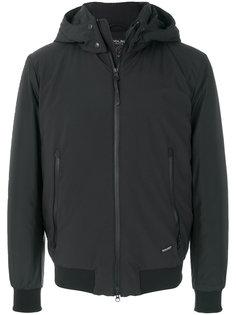 куртка с капюшоном на молнии Woolrich