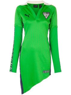 асимметричное платье-поло Fenty X Puma