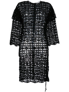 вязаное крючком платье Iro