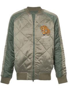стеганая двухсторонняя куртка Maharishi