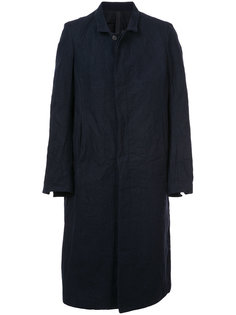 пальто с мятым эффектом Poème Bohémien