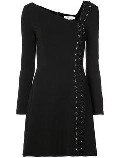 мини-платье с асимметричным вырезом A.L.C.