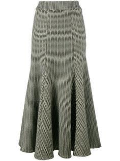 расклешенная юбка-миди Beaufille