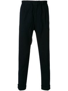 брюки стандартного кроя Paolo Pecora
