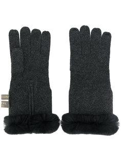 кашемировые перчатки N.Peal