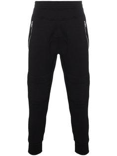 спортивные байкерские брюки Neil Barrett