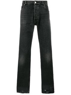 джинсы прямого кроя Balenciaga