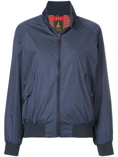 куртка-бомбер с воротником-стойкой Hysteric Glamour