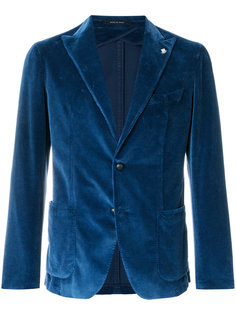 бархатный пиджак Giacca  Tagliatore