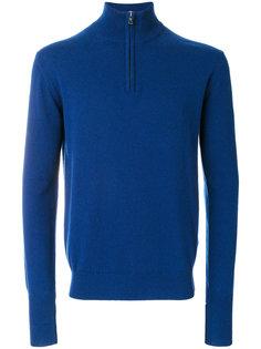 пуловер с отворотной горловиной  Ballantyne