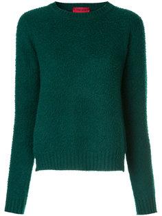 свитер с высокой горловиной The Gigi