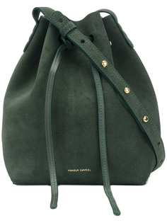 сумка на плечо на шнурке Mansur Gavriel