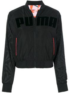 куртка бомбер с принтом логотипа Puma X Sophia Webster
