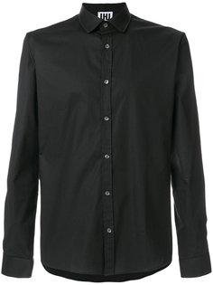 рубашка с горловиной на молнии Les Hommes Urban