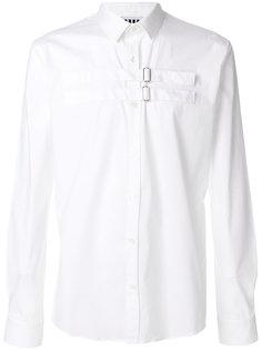рубашка кроя слим с лямками Les Hommes Urban
