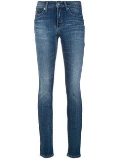 джинсы с пайетками Cambio