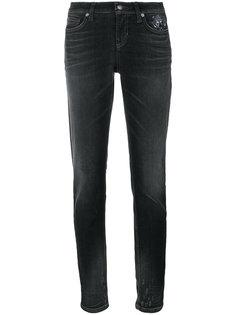 декорированные джинсы  Cambio