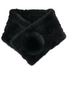 шарф из меха норки N.Peal