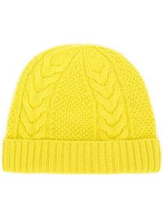 трикотажная шапка N.Peal