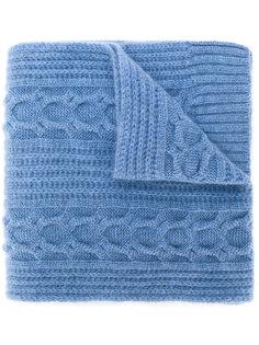вязаный шарф N.Peal