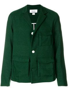 пиджак с карманами карго Sunnei