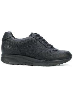 классические кроссовки на шнуровке Giorgio Armani