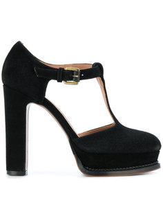 босоножки на каблуке с T-образным ремешком LAutre Chose