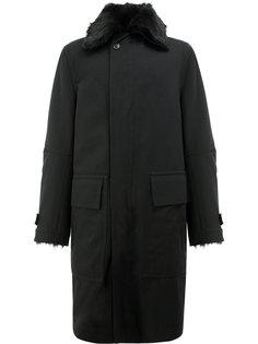 пальто с подкладкой Ann Demeulemeester