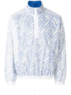 куртка со сплошным принтом Adidas Originals By Alexander Wang
