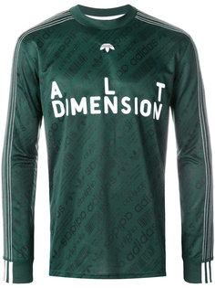 топ Soccer с длинными рукавами Adidas Originals By Alexander Wang