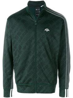 жаккардовая спортивная куртка Adidas Originals By Alexander Wang